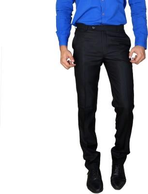 Boy Adam Slim Fit Men's Blue Trousers