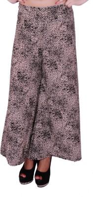 A N, E Regular Fit Women's Pink Trousers