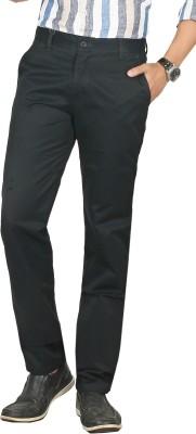 Sloper Regular Fit Men's Dark Blue Trousers