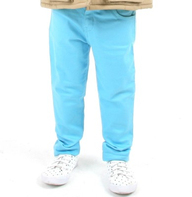 Cherry Crumble California Regular Fit Girl's Light Blue Trousers