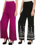 Haniya Regular Fit Women's Pink, Black T...
