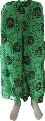 Zola Regular Fit Women's Green, Black Trousers