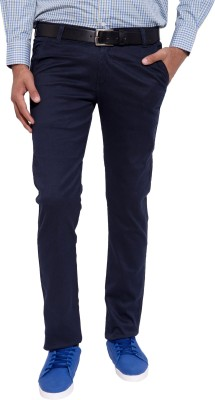 New Valley Regular Fit Men's Blue Trousers