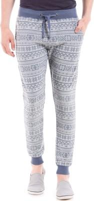 Shuffle Regular Fit Women's Blue Trousers