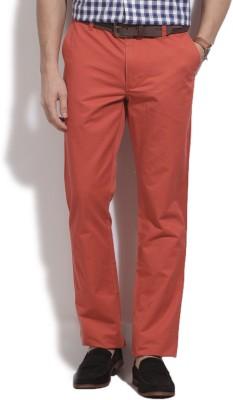 Quiksilver Slim Fit Men's Pink Trousers