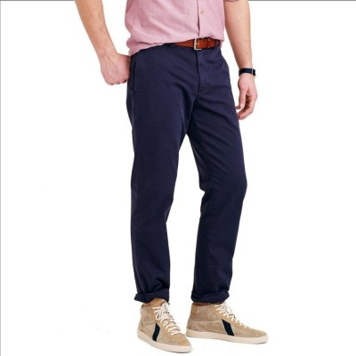 Makeover Regular Fit Men's Dark Blue Trousers