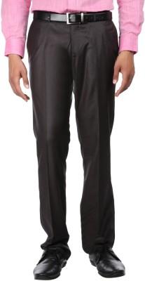 Jhampstead Slim Fit Men's Grey Trousers