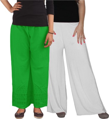 Ally The Creations Regular Fit Women's Multicolor Trousers
