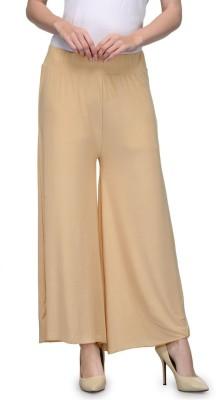 Stop Look Regular Fit Womens Beige Trousers