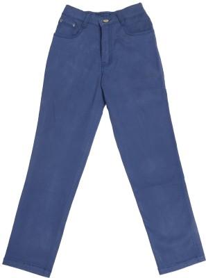 Boyhood Slim Fit Boy's Blue Trousers