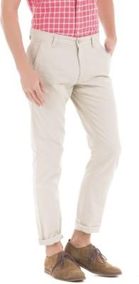 Izod Slim Fit Men's Grey Trousers