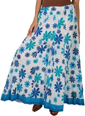 Vedic Regular Fit Women's White Trousers