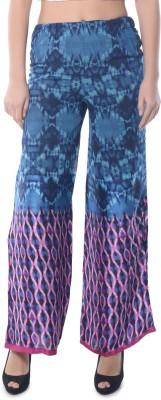 Stri Regular Fit Women's Pink Trousers