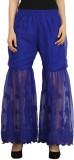 Indiankala4u Regular Fit Women's Blue Tr...