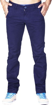 Bombay Casual Jeans Slim Fit Men's Blue Trousers
