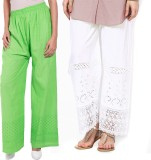 Komal Trading Co Regular Fit Women's Gre...