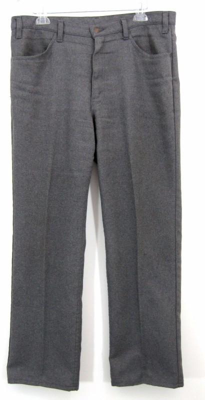 shiksha Regular Fit Men's Grey Trousers