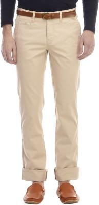 Celio Regular Fit Men's Beige Trousers