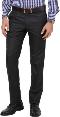Lee Marc Regular Fit Men's Black Trousers