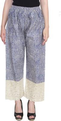 CJ15 Regular Fit Women's Multicolor Trousers