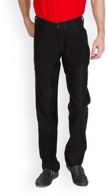 Bloos Jeans Regular Fit Men's Black Trousers