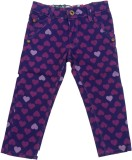 Kuddle Kid Regular Fit Girls Purple Trou...