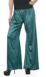 Lavennder Regular Fit Women's Green Trou...