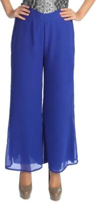 Hardys Slim Fit Women's Blue Trousers