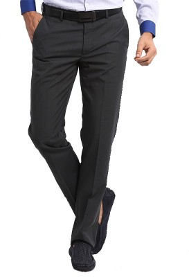 Marco USA Regular Fit Men's Grey Trousers