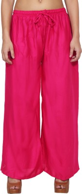 Both11 Regular Fit Women's Pink Trousers