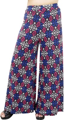 Urban Chic Regular Fit Women,s Multicolor Trousers