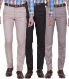 American-Elm Slim Fit Men's Multicolor T...