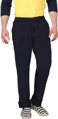 Origin Regular Fit Men's Blue Trousers