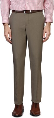 Van Heusen Skinny Fit Men's Grey Trousers