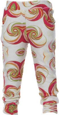 Babiano Regular Fit Girl's Red Trousers