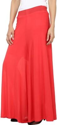 Fashion Arcade Regular Fit Women's Orange Trousers