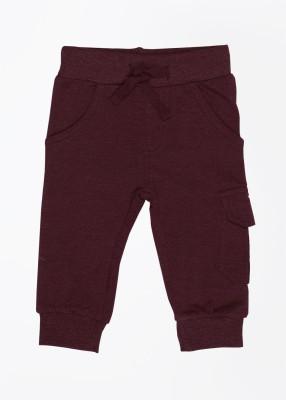 Feetje Baby Boy's Maroon Trousers