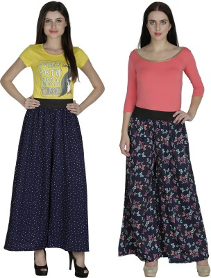 Shopingfever Regular Fit Women's Dark Blue, Dark Blue Trousers