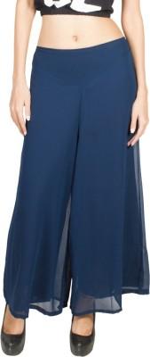 Pietra Regular Fit Women's Dark Blue Trousers