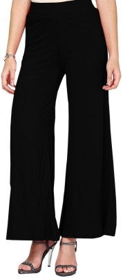 Softwear Women's Black Trousers