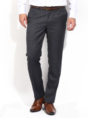 Blackberrys Regular Fit Men's Dark Blue Trousers