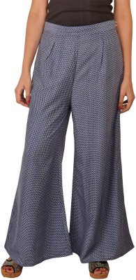 Oleva Slim Fit Women's Grey Trousers