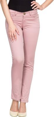 Species Regular Fit Women's Pink Trousers