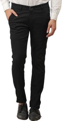 Stylz Regular Fit Men's Blue Trousers