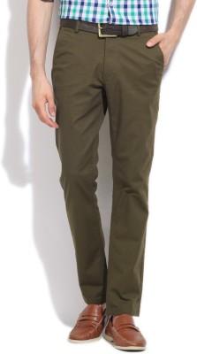 HIGHLANDER Slim Fit Men's Trousers