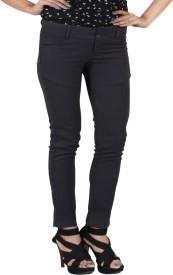 NGT Slim Fit Women's Grey Trousers