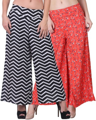 Kannan Regular Fit Women's Multicolor Trousers at flipkart