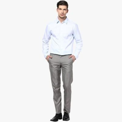 zaire Slim Fit Men's Grey Trousers