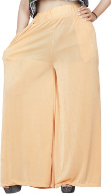 Comix Regular Fit Womens Beige Trousers