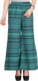 Cottinfab Regular Fit Women's Green, Blu...